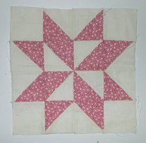 Image of 3560-539-(6) - Quilt Block, Pieced; Clays Choice