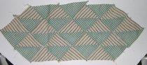 Image of 3560-67 - Quilt Block, Pieced; Ocean Waves