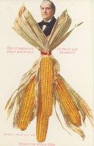 Image of 3801-121-(3) - Postcard, Political; William Jennings Bryan