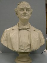 Image of 3810-2 - Bust; William Jennings Bryan; By G. Trentanove