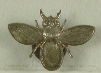 Image of 3931 - Pin, Political; William Jennigns Bryan; Silver Bug