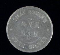 Image of 3935 - Coin, Commemorative; William Jennings Bryan; Bryan Money