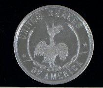 Image of 3941 - Coin, Commemorative; William Jennings Bryan; Bryan Money