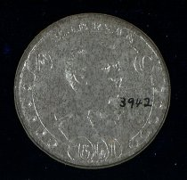 """Image of 3942 - Coin, Commemorative; William Jennings Bryan; """"16 To 1"""""""