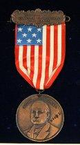 Image of 4008-21 - Badge; William Jennings Bryan