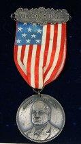 Image of 4253-36 - Badge; William Jennings Bryan