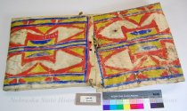 Image of 4364-85 - Parfleche; Container; Geometric