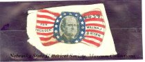 Image of 4439 - Stamp, For President William Jennings Bryan