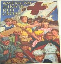 Image of 4541-470 - Poster; World War II; American Junior Red Cross