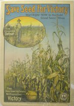 "Image of 4733-48 - Poster, World War I, ""Save Seed for Victory"""