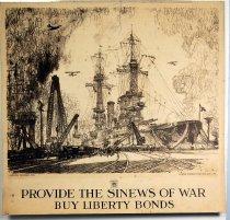 Image of 4753 - Poster, World War I, Liberty Bonds