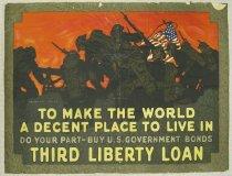Image of 4753-39 - Poster, World War I, Third Liberty Loan