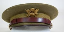 Image of 4785-32 - Hat, Service, Army; Wool