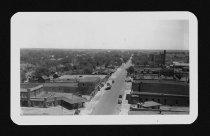 Image of Hastings Ice Company on Kansas Avenue, Hastings, Nebraska