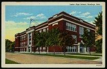 Image of Junior High School, Hastings, Nebraska
