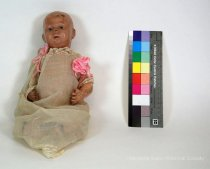 Image of 7010-1019 - Doll; Wood; Baby; Schoenhut