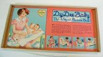Image of 7010-1050 - Doll; Bisque; Baby; Dy-Dee Baby; EffandBee