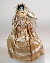 Image of 7010-154 - Doll; Porcelain & Cloth; Dixie Bride; Kimport