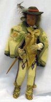 Image of 7010-226 - Doll; Papier Mache & Cloth; Man; Anton the Grale; Kimport