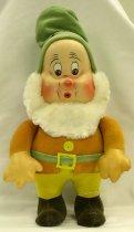 Image of 7010-270 - Doll; Cloth; Sneezy, Snow White and the Seven Dwarfs, (Disney); R. G. Krueger