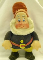 Image of 7010-271 - Doll; Cloth; Happy, Snow White and the Seven Dwarfs, (Disney); R. G. Krueger