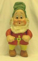 Image of 7010-273 - Doll; Cloth; Sneezy, Snow White and the Seven Dwarfs, (Disney); R. G. Krueger