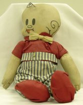 Image of 7010-414 - Doll; Cloth; Baby; Buttercup