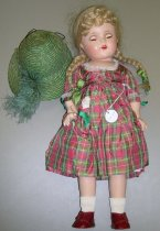 Image of 7010-519 - Doll; Composition; Girl; Anna McGuffey; Madame Alexander