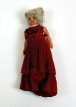 Image of 7010-793 - Doll; Celluloid; Girl
