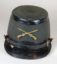 Image of 7135-258 - Hat, Forage, Military, Civil War