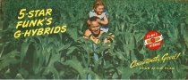 Image of 7294-4831 - Pamphlet- mail, ad/report; J.C. Robinson Seed Co., Funk's G Hybrids