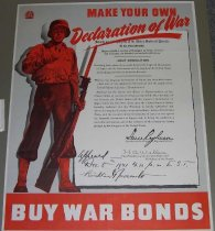 Image of 7294-7322 - Poster, World War II, War Bonds