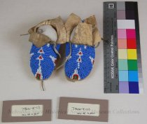 Image of 7366-4-(1-2) - Moccasins; Pair, Baby