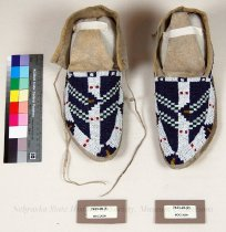 Image of 7423-28-(1-2) - Moccasins, Pair