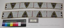 Image of 7423-34 - Band, Beaded, Geometric; Two Pieces