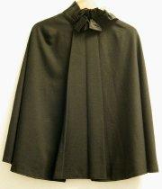 Image of 7443-127 - Cape; Black Wool