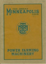 Image of 7612-12 - Catalogue Book, The Great Minneapolis Line