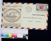Image of 7721-27 - Cover, Postal, National Airmail Week, Beatrice, Nebraska