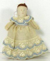 Image of 7829-6 - Doll; Corn Cob; Girl; Grace McCance Snyder