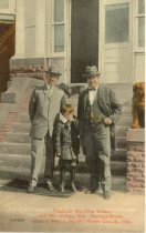 Image of 7956-5465 - Postcard; William Jennings Bryan and Woodrow Wilson; Fairview