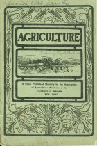 Image of 7956-5512 - Booklet, Agriculture