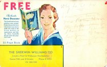 Image of 7956-5648 - Catalog, Pain, Sherwin Williams, 1935