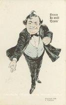 "Image of 7956-6060 - Postcard; William Jennings Bryan; ""Bryan is Still Cryin"""