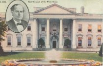 """Image of 7956-6080 - Postcard; William Jennings Bryan; """"Next Occupant of White House"""""""