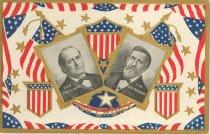 Image of 7956-6106 - Postcard; William Jennings Bryan/Kern