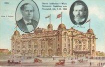 Image of 7956-6111 - Postcard; William Jennings Bryan/Kern