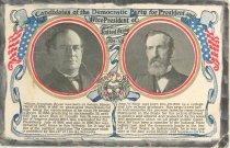 Image of 7956-6120 - Postcard; William Jennings Bryan/Kern