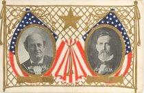 Image of 7956-6127 - Postcard; William Jennings Bryan/Kern