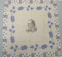 Image of 8007-1 - Handkerchief; William Jennings Bryan