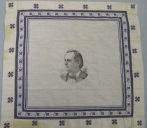 Image of 8007-3 - Handkerchief; William Jennings Bryan